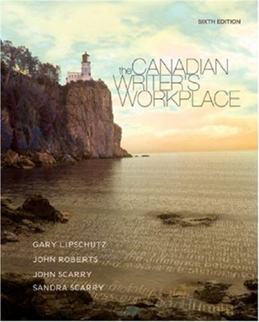 Canadian Writer's Workplace: Paperback – Oct. 13 2007