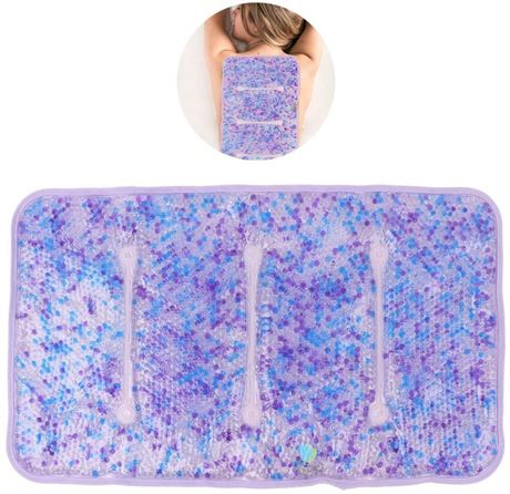 """Hot and Cold Large Gel Bead Pack by FOMI Care   20"""" x 12"""""""