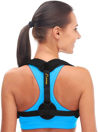 O/S-Andego Back Posture Corrector for Women & Men - Effective and Comfortable