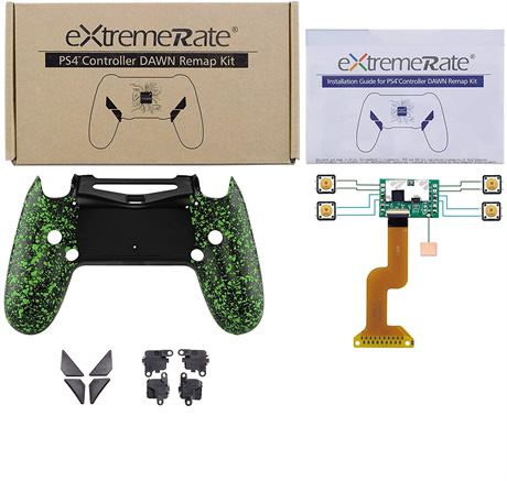eXtremeRate Dawn Programable Remap Kit for PS4 Controller with Upgrade Board