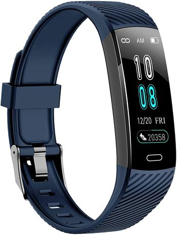 Fitness Trackers - Activity Tracker Watch with Heart Rate Blood Pressure Monitor