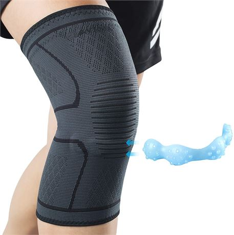 Knee Support Brace 2 Pack **SIZE L**
