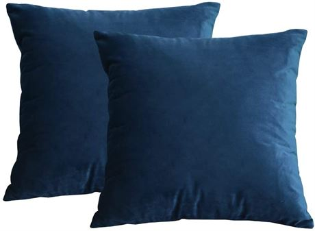 Soft Pillow Covers (Pack of 2)