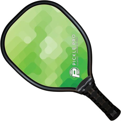 Pickle Pro Classic Pickleball Paddle (GREEN)