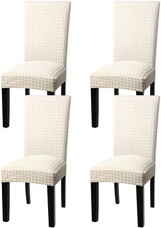 YISUN 4 6 Pack Chair Covers, Super Stretch Fit