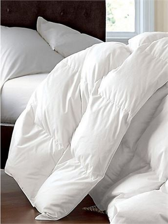 Milano Collection Luxurious Feather and Down Duvet QUEEN