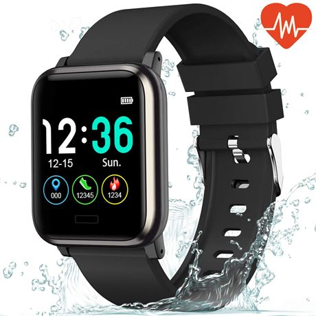 L8star Fitness Tracker Heart Rate Monitor