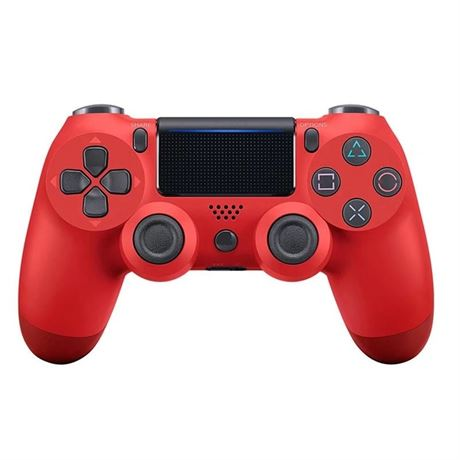DOUBLESHOCK 4 Wired Controller-Red